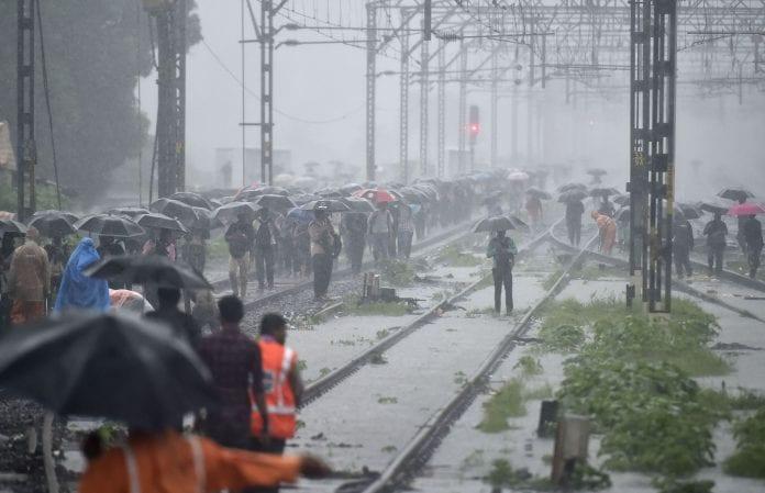 Mumbai, Palghar, Thane, rain, flood, The Federal, English news website