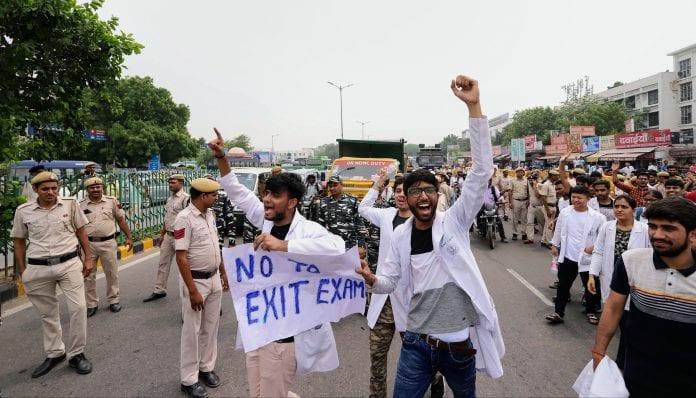 Doctors' strike, AIIMS, Safdarjung, Health Minister, Harsh Vardhan, The Federal, English news website