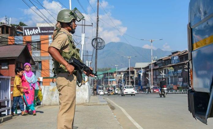 Section 144, Jammu, Srinagar, Kashmir, curfew, Valley, The Federal, English news website
