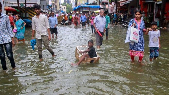 flood, rain, Mumbai, Palghar, Pune, Nashik, Vadodara, Andhra Pradesh, Godavari, Assam, The Federal, English news website
