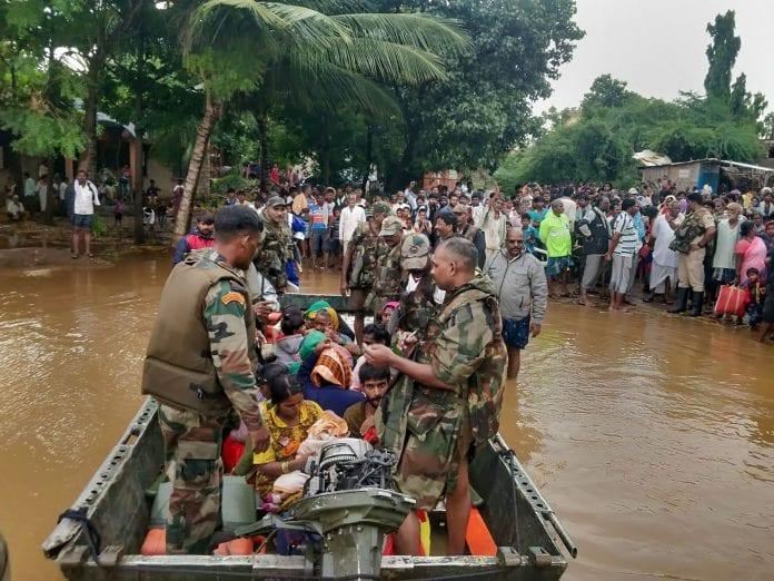 Union Home Minister Amit Shah, aerial survey, flood-affected areas Karnataka, The Federal, English news website