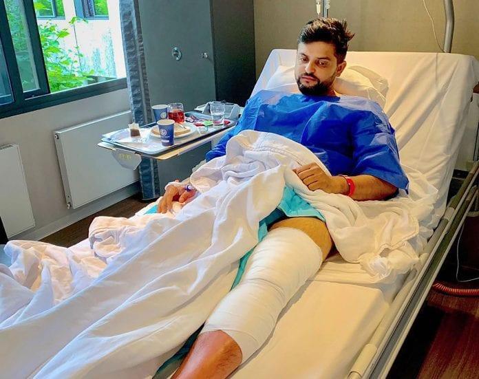 Suresh Raina, Knee Surgery, India, Cricket, All-rounder, english news website, The Federal