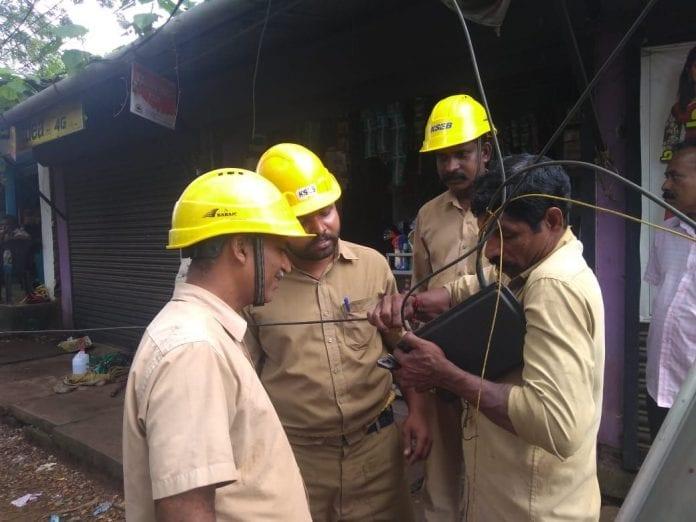 Electricians, Kerala, KSEB