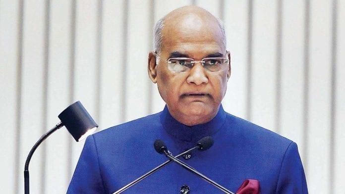 NPR, National Population Register, President Ram Nath Kovind, first resident, enrolled, Narendra Modi, Venkaiah Naidu, cabinet of ministers