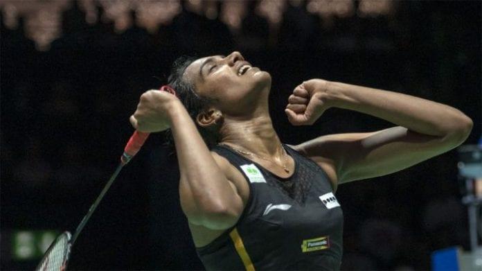 PV Sindhu, badminton