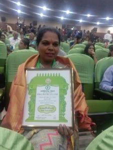 Transgender woman Sudha Kalaimamani - The Federal