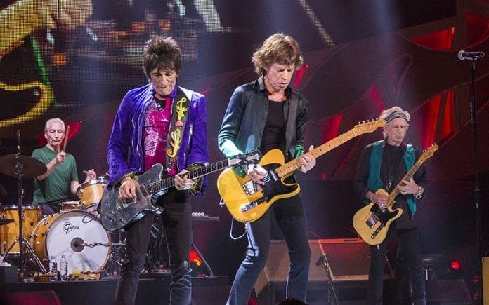 Rolling Stones, rock band, mars, NASA, The Federal, English news website