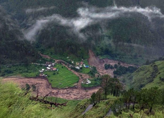 Uttarkashi floods