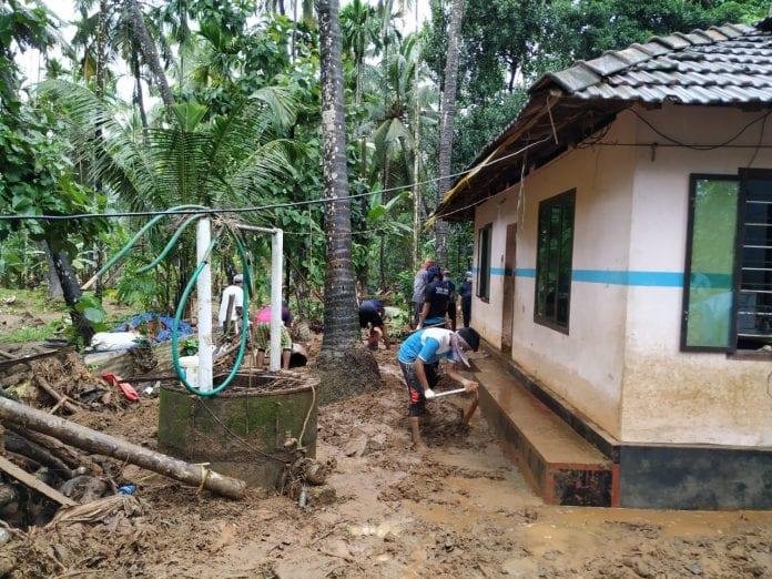 Kerala, landslide, floods, rains, dead, silt, Ibnu, NDRF, The Federal, English news website