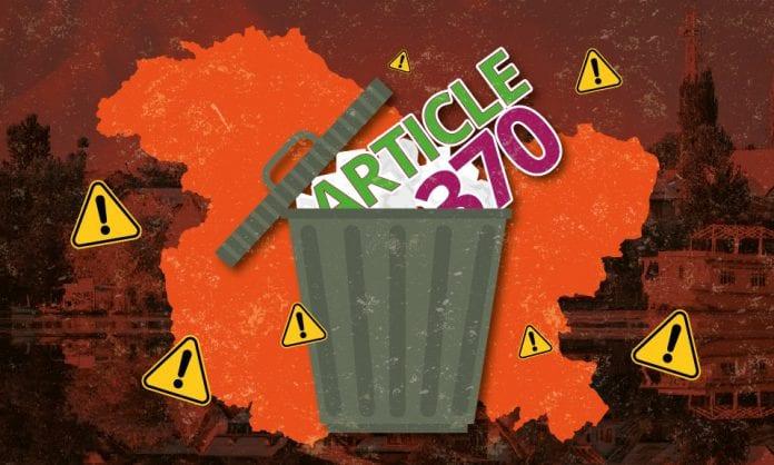 Jammu and Kashmir, Bifurcation, Kashmir, Jammu, Rajya Sabha, Bill, Ladakh, the federal, english news website