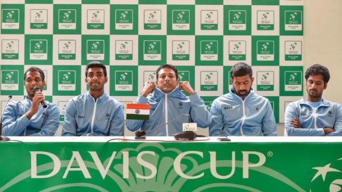 Davis Cup, Pakistan, India, 1964, Mahesh Bhupathi, Zeeshan Ali, Tennis, AITA selection committee, Rohan Boppanna, Prajneesh Gunneshwar, english news website, The Federal