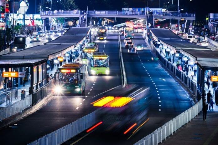Chennai Bus Rapid Transit System BRTS - The Federal