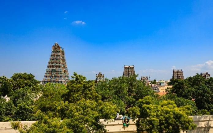 Madurai Meenakshi Amman temple, Meenakshi temple, Maruthu Pandiyar, statue, The Federal, English news website