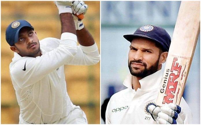 Shikhar Dhawan, Vijay Shankar, India A, South Africa A, Cricket, injuries