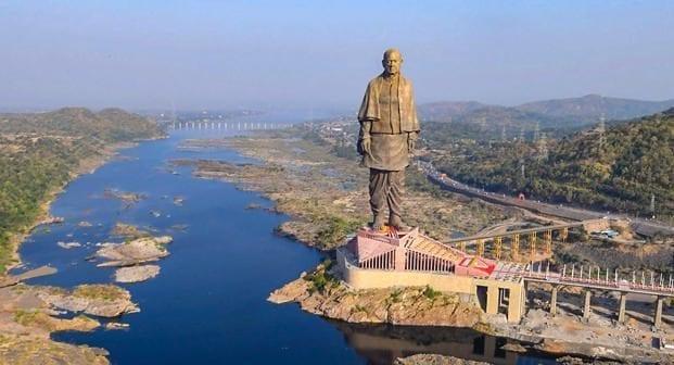 Statue of Unity, Sardar Vallabhbhai Patel, Soho House, Time Magazine, The Federal, English news website