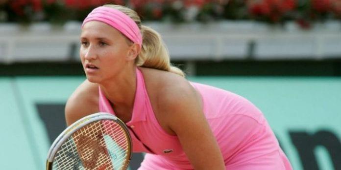 Tatiana Golovin, Tennis Player, comeback, 11 years, former world number 12, US Open quarter-finalist