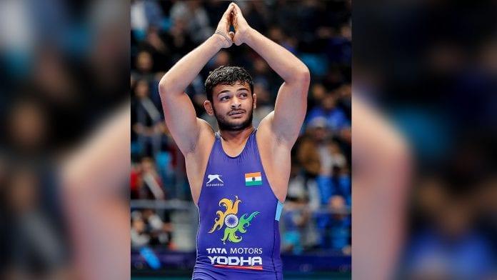 weightlifter Deepak Punia, Tokyo Olympics, 86 kg final, Bajrang Punia, Vinesh Phogat, Ravi Dhahiya, Rahul Aware