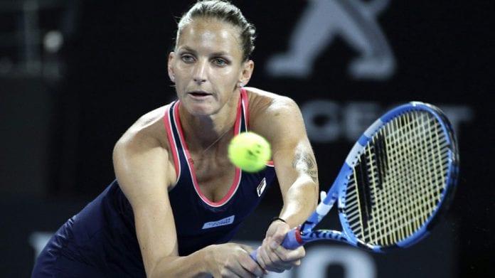 WTA rankings, Ashleigh Barty, Karolina Plikosva, Serena Williams, Tennis players