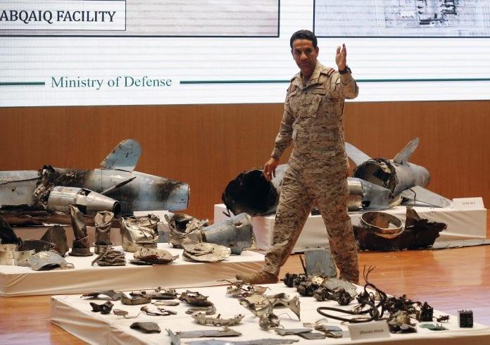Saudi Arabia Iran attack Blame war missile
