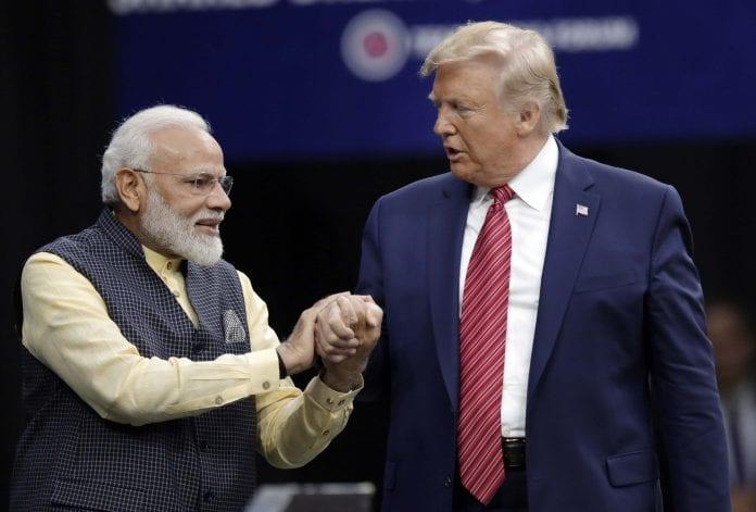 Donald Trump, US, India