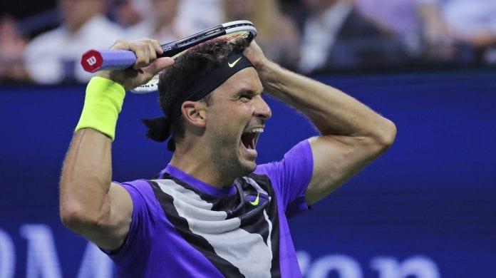 Grigor Dimitrov, Roger Federer, Stan Wawrinka, Daniil Medvedev, US Open, Grand Slam