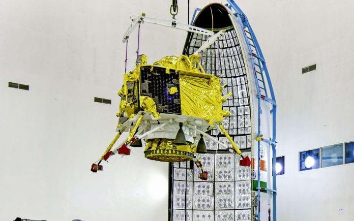 ISRO, Vikram lander, K Sivan