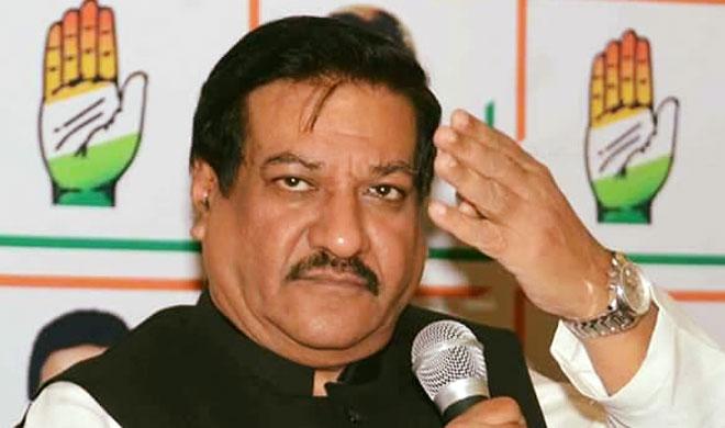 Maharashtra Assembly Polls, Prithviraj Chavan, NCP-Congress alliance
