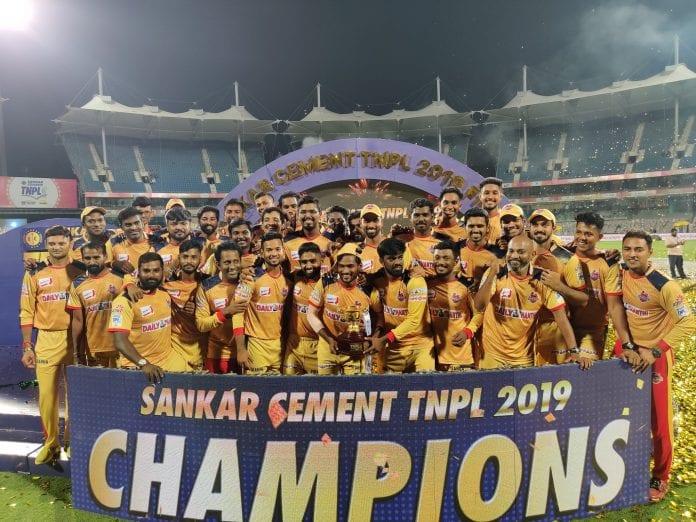 TNPL, Tamil Nadu Premier league, match fixing scandal, BCCI Anti-Corruption Units, Tamil Nadu Cricket Association, VB Chandrasekhar