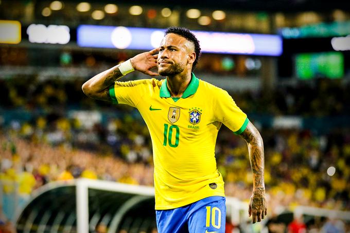 Neymar, Paris-Saint Germain, Brazil, Coach Tite, Football, Colombia