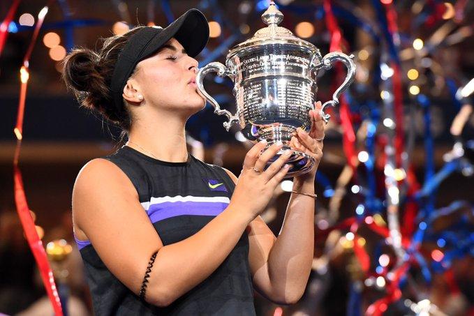 Bianca Andreescu, Serena Williams, US Open, Grand Slam, US Open final, Naomi Osaka, Tennis, Margaret Court's record,