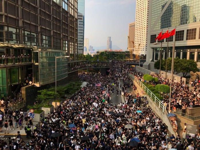 WTA, Hong Kong protests, Tennis championship, violent pro-democracy protests, Venus Williams, Angelique Kerber, Caroline Wozniacki, Hong Kong Open,