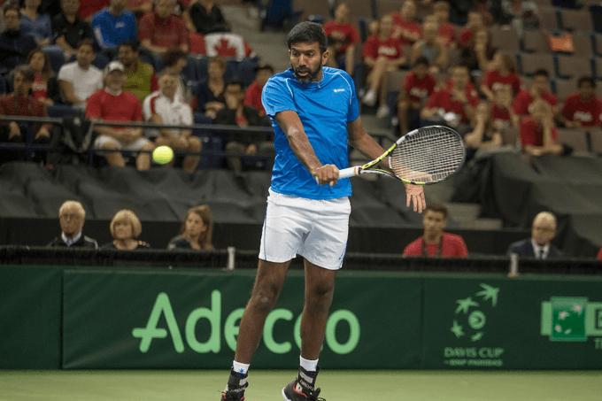Rohan Bopanna, US Open, Grand Slam, Leander Paes, Daniil Medvedev, Tennis, Divij Sharan, Sumit Nagal, Prajnesh Gunneswaran