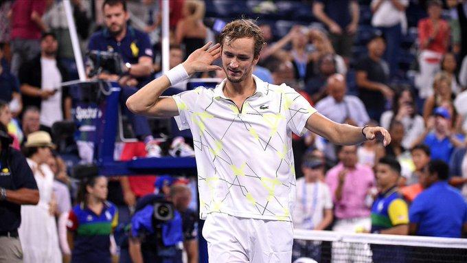 Daniil Medvedev, Stan Wawrinka, Roger Federer, Grigor Dimitrov, US open, Grand Slam, Tennis