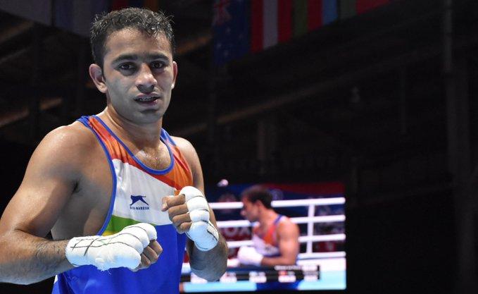 Amit Panghal, Manish Kaushik, World Boxing Championships, 2020 Tokyo Olympics, creates history