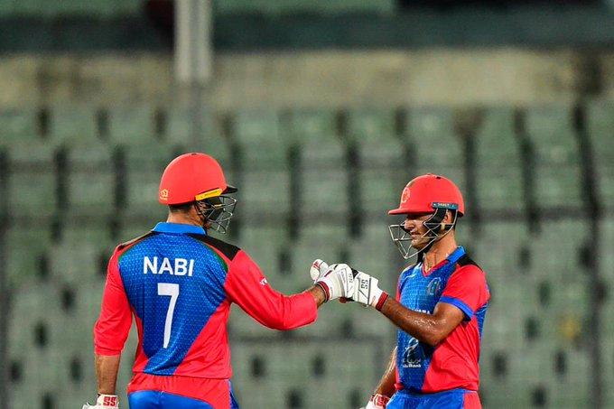 Mohammad Nabi, Mujeeb Ur Rahman, Afghanistan, Bangladesh, Tri-Nation, T20 international tournament, Rashid Khan,