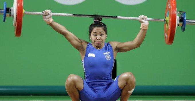 Mirabai Chanu, World Weightlifting Championship, International Weightlifting Federation, Olympic spot