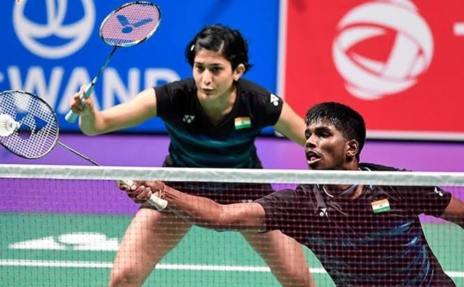 Satwiksairaj Rankireddy, Ashwini Ponnappa, China Open, Super 1000 World Tour, Praveen Jordan, Melati Daeve Oktavianti
