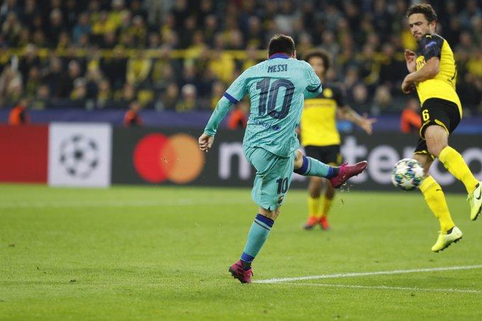Barcelona, Borussia Dortmund, Champions League, Lionel Messi, Ansu Fati, Mats Hummels, Marco Reus