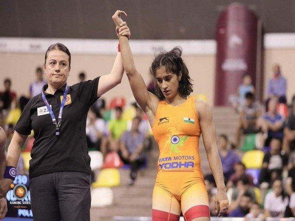 Vinesh Phogat, World Wrestling Championship, Pooja Dhanda, bronze medal, Maria Prevolaraki, 2020 Tokyo Olympics