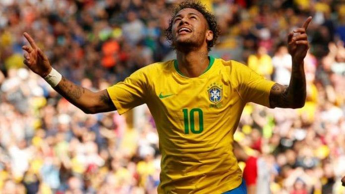 Neymar, Tite, Brazil, Colombia, Football, Paris Saint-Germain, Copa America