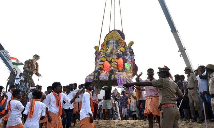 Ganesh Chaturthi Vinayaka Hindu Munnani