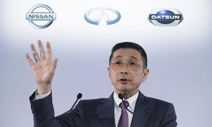 Nissan, CEO, Hiroto Saikawa, resignation, Carlos Ghosn arrest