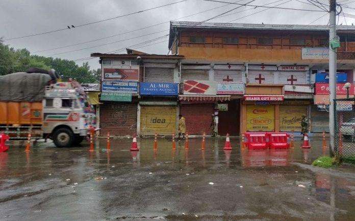 Kashmir, special status, Article 370, lockdown