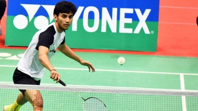 Lakshya Sen, Shutler, Belgian International, Badminton, Asian Junior Champion, Victor Svendsen,