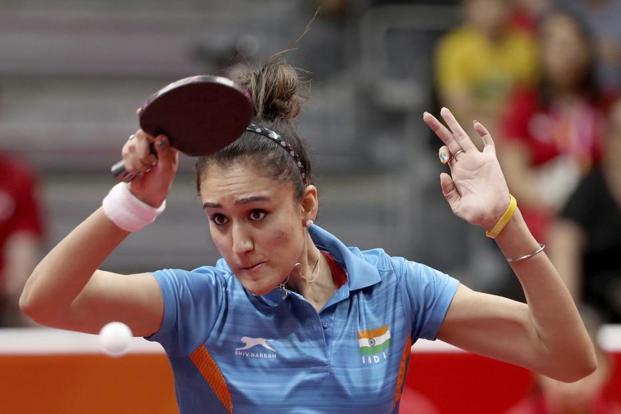 Manika Batra, G Sathiyan, Sharath Kamal, Asian Table Tennis Championships