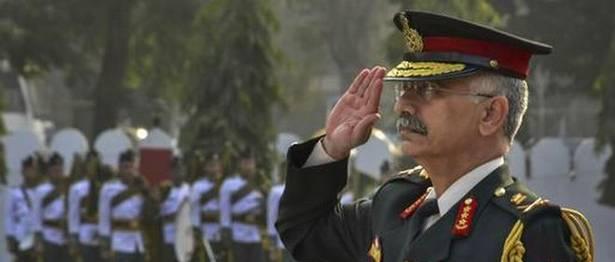 Army, Manoj Mukund Naravane, vice chief