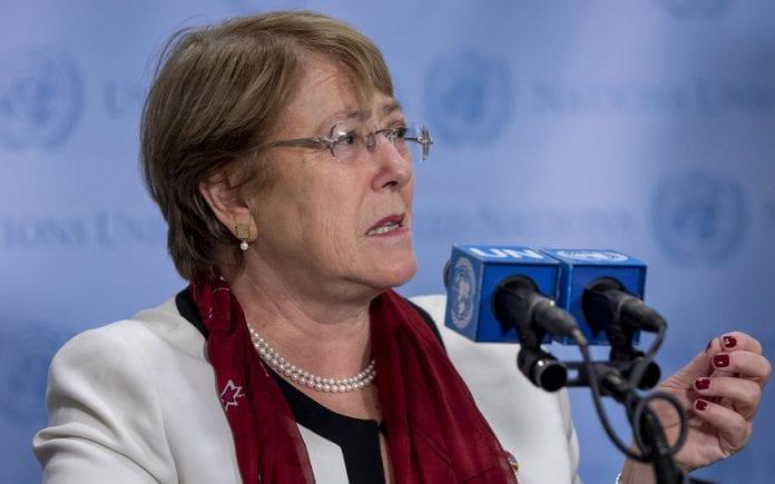 NRC, Assam NRC, Michelle Bachelet, United Nations