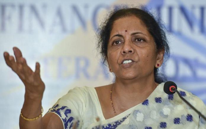 Nirmala Sitharaman, slump in auto sales, automobile slowdown