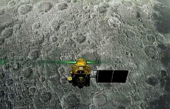 Chandrayaan-2, Isro, moon mission, Vikram lander