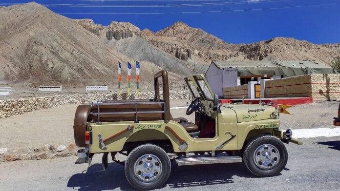 Jarpal Queen, 1971 war, Pakistan army, Grenadier Regiment